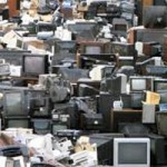 E-Waste Collection At Veteran's Building in GV