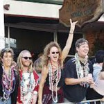 Nevada City Mardi Gras Parade Sunday