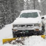 Snow Creates Busy Day for CHP