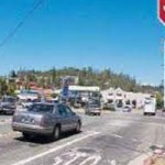Downed Overhead Lines Contribute to Traffic Snarls