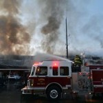 Beale Gets $17 Million To Rebuild After Blaze
