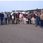 Octogenarian Pilots Invade Grass Valley
