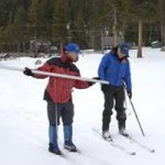 First Official Survey Snowpack Below Normal