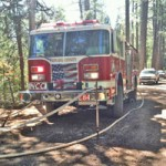Quick Response Limits Damage in Fire Outside Nevada City