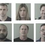 Several Arrested In El Dorado Pot Bust
