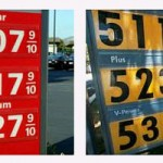 Gas Prices Mostly Flat