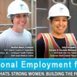 Nontraditional Employment for Women Workshop