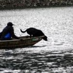 Fishing Accident at Fuller Lake