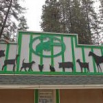 New Sign for Nevada County 4-H Fair Food Booth