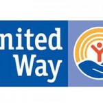 United Way Collecting Socks, Gloves, and Water