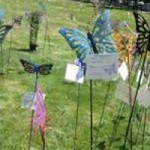Butterfly Garden Reminds People of Loved Ones Lost