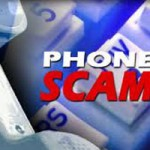 Another Phone SCAM in Nevada County