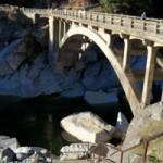 Slide Closures At South Yuba River State Park