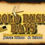 Gold Rush Days This Weekend in Grass Valley