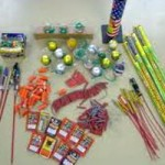Thousands Of Pounds Of Illegal Fireworks Seized