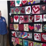 Art Quilters Have a Good Heart