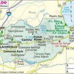 Two Unfortunate Mishaps in El Dorado County