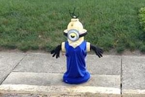 minion-hydrant