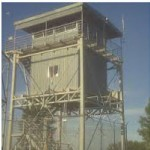 CAL FIRE Lookout Tower Vandalized