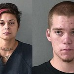Two Arrested on Drug and Burglary Charges
