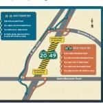Overnight Freeway Closures This Week