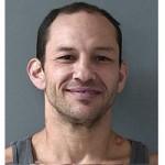 DV Suspect Found At Home