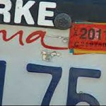 Expired Tags Leads to Three Arrests