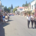 Constitution Day Parade a Festive Event