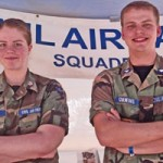 Students Benefit From Civil Air Patrol Activity