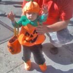 Trick-or-Treaters Invade Downtown Grass Valley