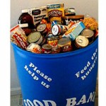 Union and Food Bank Food Drive Friday