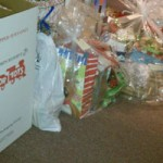 Toys For Tots Delivery Made With Santa