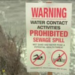 Large Sewage Spill Into Lake Wildwood