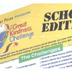 Schools Tackle The Great Kindness Challenge