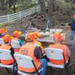 Hunter Safety Class Popular in Nevada County