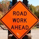 East Main Street, Brunswick Road Paving Underway