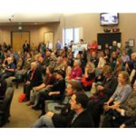 Big Turnout to Voice Concerns on San Juan Ridge Mine Reopening