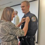 Gammelgard Settles In As New Police Chief