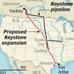 Locals Protesting The Pipeline
