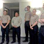 Police Interns Present to City Council