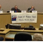Supervisors Present at League of Women Voters of Western Nevada County Forum