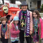 "A ""Gray"" Day for Mardi Gras Parade"