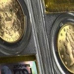 Sierra Gold Coins on Display at Fairgrounds