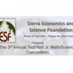 3rd Annual TechTest Jr. Math and Science Competition