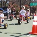 Tikes on Trikes for St. Judes Hopsital