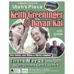 Concert to Benefit Utah's Place TONIGHT