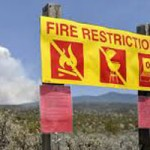 Fire Restrictions in Place for TNF