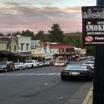 Proposed Smoking Areas in Nevada City