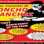 Latin Jazz with Poncho Sanchez comes to Grass Valley