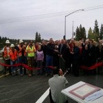 Ribbon Cut on Dorsey Drive Interchange